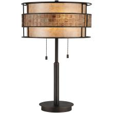 Quoizel MC842TRC - Laguna Table Lamp