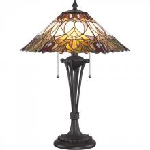 Quoizel TF1601TWT - Tiffany Table Lamp