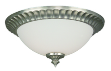 Jeremiah X313-BN - 2 Light Flushmount in Brushed Satin Nickel